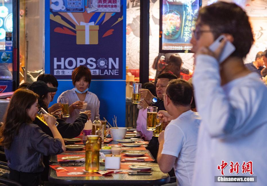 """北京市确定第一批10条""""深夜食堂""""特色餐饮街区"""