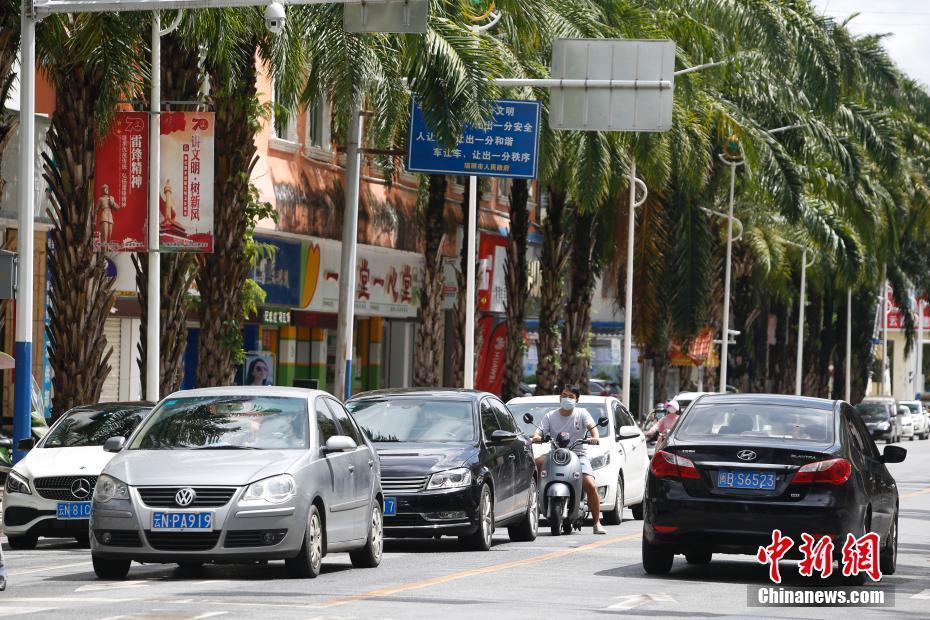 云南省瑞丽市已解除城区居家隔离